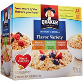 INSTANT OATMEAL FLAVOR VARIETY 2 KG.