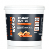 PEANUT BUTTER LUXE NATURAL ENERGY 500 G.