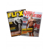 Riviste FLEX + Muscle&Fitness
