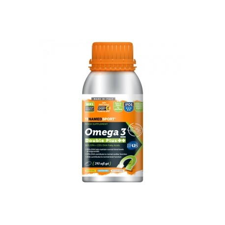 OMEGA 3 DOUBLE PLUS++ 240 SOFTGELS
