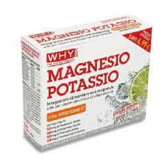 MAGNESIO E POTASSIO WHY 10 BUSTINE