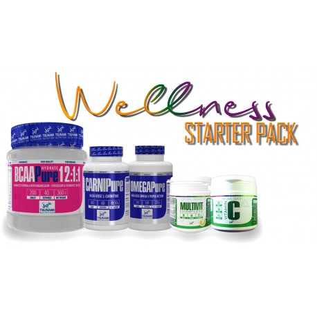 WELLNESS STARTER PACK