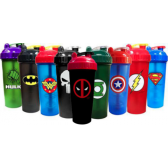 PERFECT SHAKER SUPEREROI MARVEL - DC COMICS