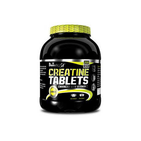 Creatine Tablets (200cpr) masticabili