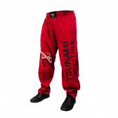 BB PANTS TSUNAMI NUTRITION UOMO RED