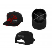 TSUNAMI SNAP FIVE rap ( cappello )