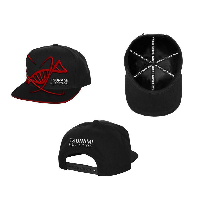 TSUNAMI SNAP FIVE rap ( cappello )