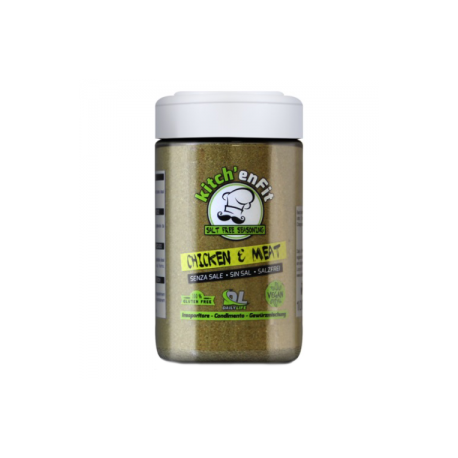 KITCH'ENFIT SEASONING FIT SALAD MIX 100 G