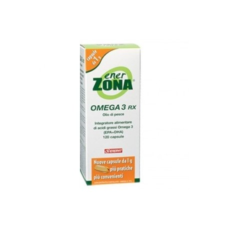 OMEGA 3 RX 120 CPS