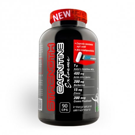 STRENGHT CARNITINE EXTREME - 90 CPS