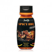 Salsa spicy bbq Servivita 320 ml