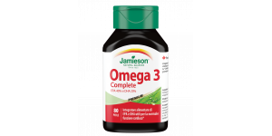 OMEGA 3 Complete 80 perle