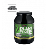 GYMLINE MUSCLE VEGETAL PLANT PROTEIN 900G