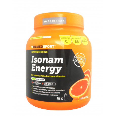 ISONAM ENERGY NAMED SPORT - 480G