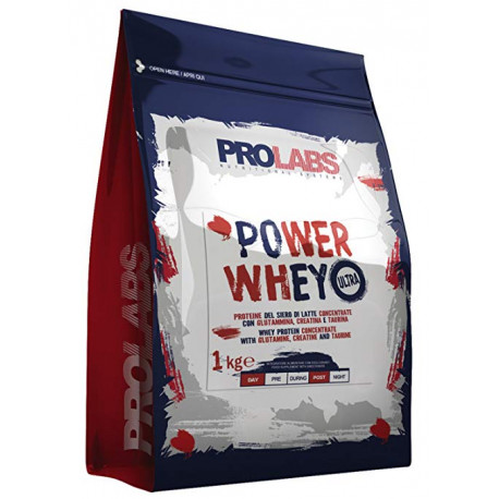 POWER WHEY 900 G
