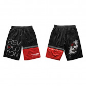 SHORTS MAN REVOLUTION SKULL