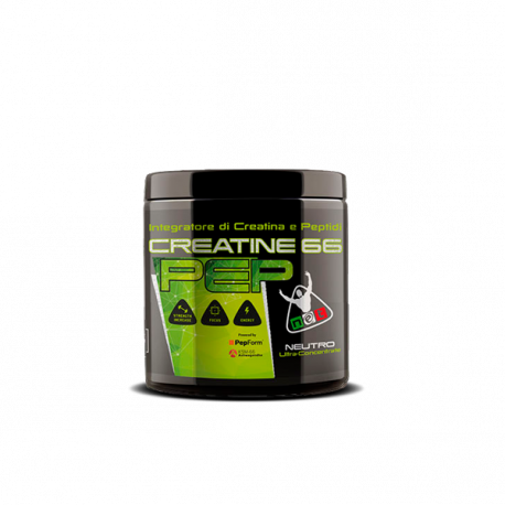 Creatina Peptide CREATINE PEP 66 135 g in polvere