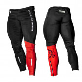 TSUNAMI TECHFIT LEGGINGS FOR MAN - BLACK