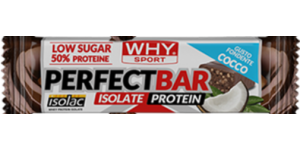 PERFECT BAR ISOLATE PROTEIN 50g