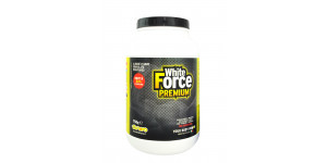 White Force Premium proteina dell'uovo 100% 750g