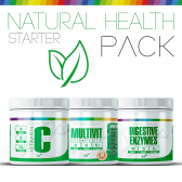 NATURAL HEALTH STARTER PACK