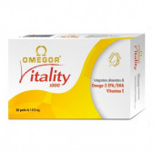 OMEGOR VITALITY 30PERLE 1000