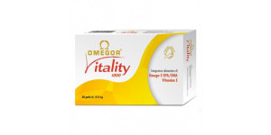 OMEGOR VITALITY 30 PERLE 1000