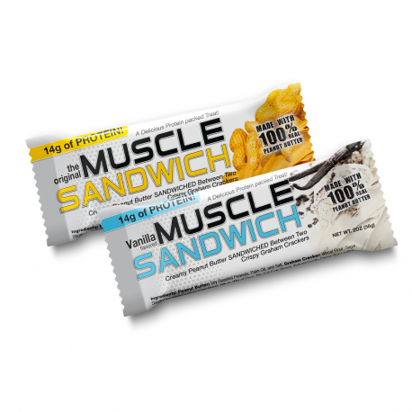 Muscle Sandwich Bar