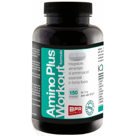 Amino Plus Workout 150 tabs