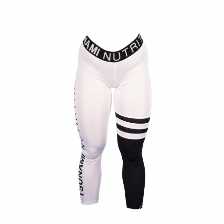 Leggings Push Up TSUNAMI Bianco