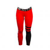 Leggings Push Up TSUNAMI Rosso