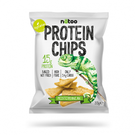 Nätoo Protein chips 33 g