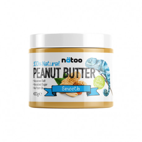 Peanut Butter Smooth 400 g