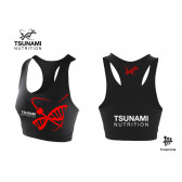 crop top DONNA tsunami nutrition