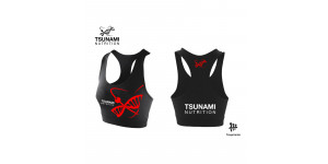 crop top softex DONNA tsunami nutrition