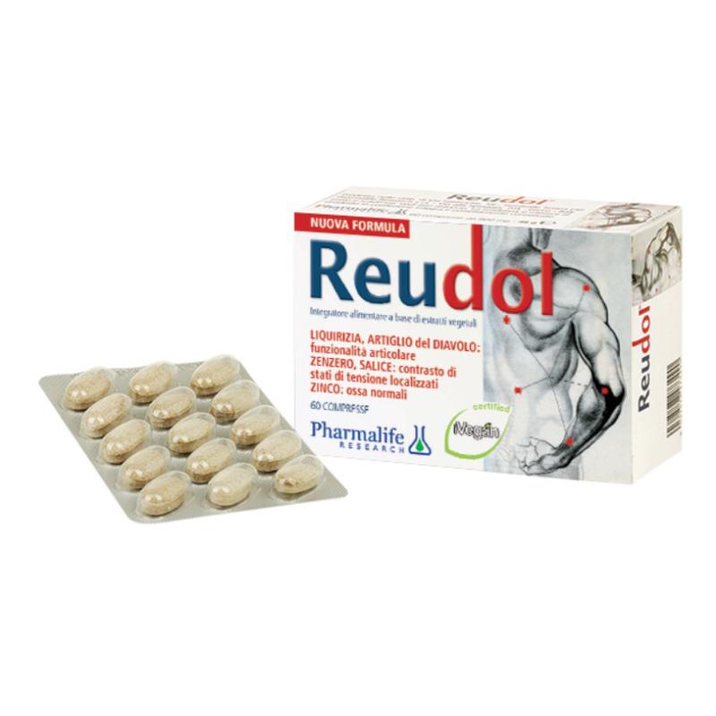 REUDOL 60 cpr