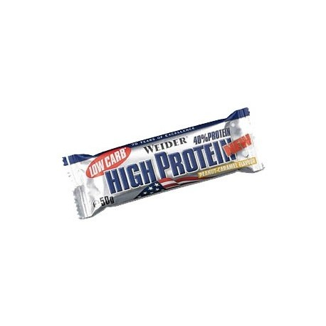 LOW CARB HIGH PROTEIN BAR 50 G