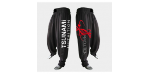 BB PANTS TSUNAMI NUTRITION DONNA