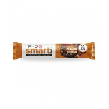 PhD smart BAR 64 g caramel crunch