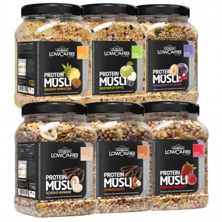 LowCarb.One - Protein Musli 530gr