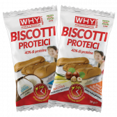 LOW CARB BISCOTTI PROTEICI 30 G.