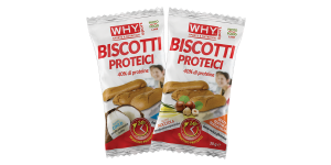 BISCOTTI PROTEICI Low Carb 30g