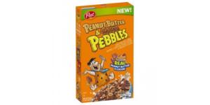 Pebbles Cereali al Burro di Arachidi e Cioccolato 311g