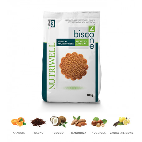 Stage 3 Biscozone NUTRIWELL (100g)