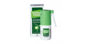 TANTUM VERDE 0,15% Spray 30ml