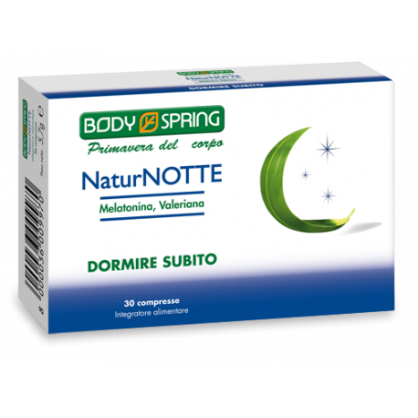 Body Spring NaturNOTTE 30cpr