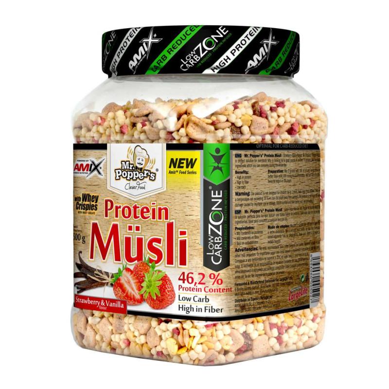 Mr. Popper's Protein Müsli 500g