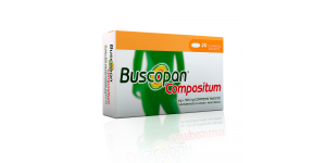 BUSCOPAN COMPUSITUM 10+500 mg 20 compresse