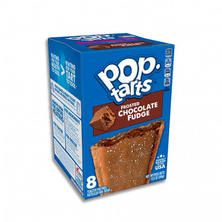 POP TARTS Chocolate Fudge box da 8