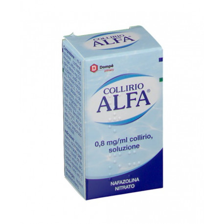 Collirio Alfa - Flacone da 10 ml